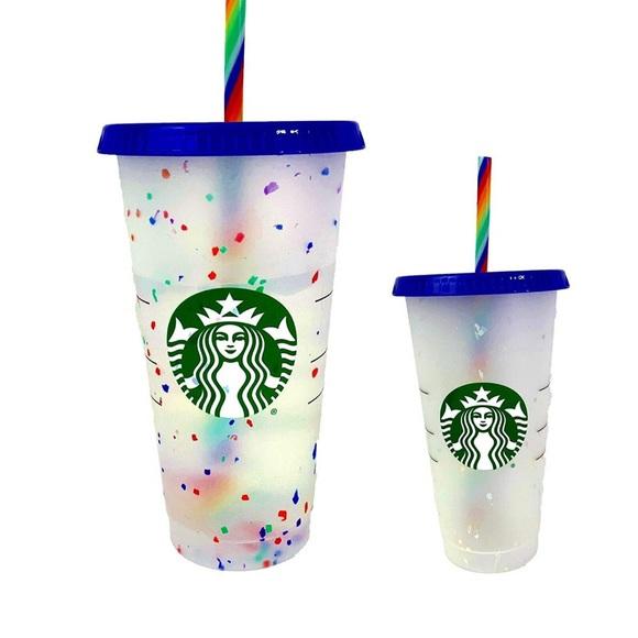 *NEW* Starbucks Confetti Cup